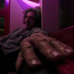 La mano di Dario Antonetti