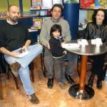 Luca Rastello, Stefano e Dante Giaccone, Lalli