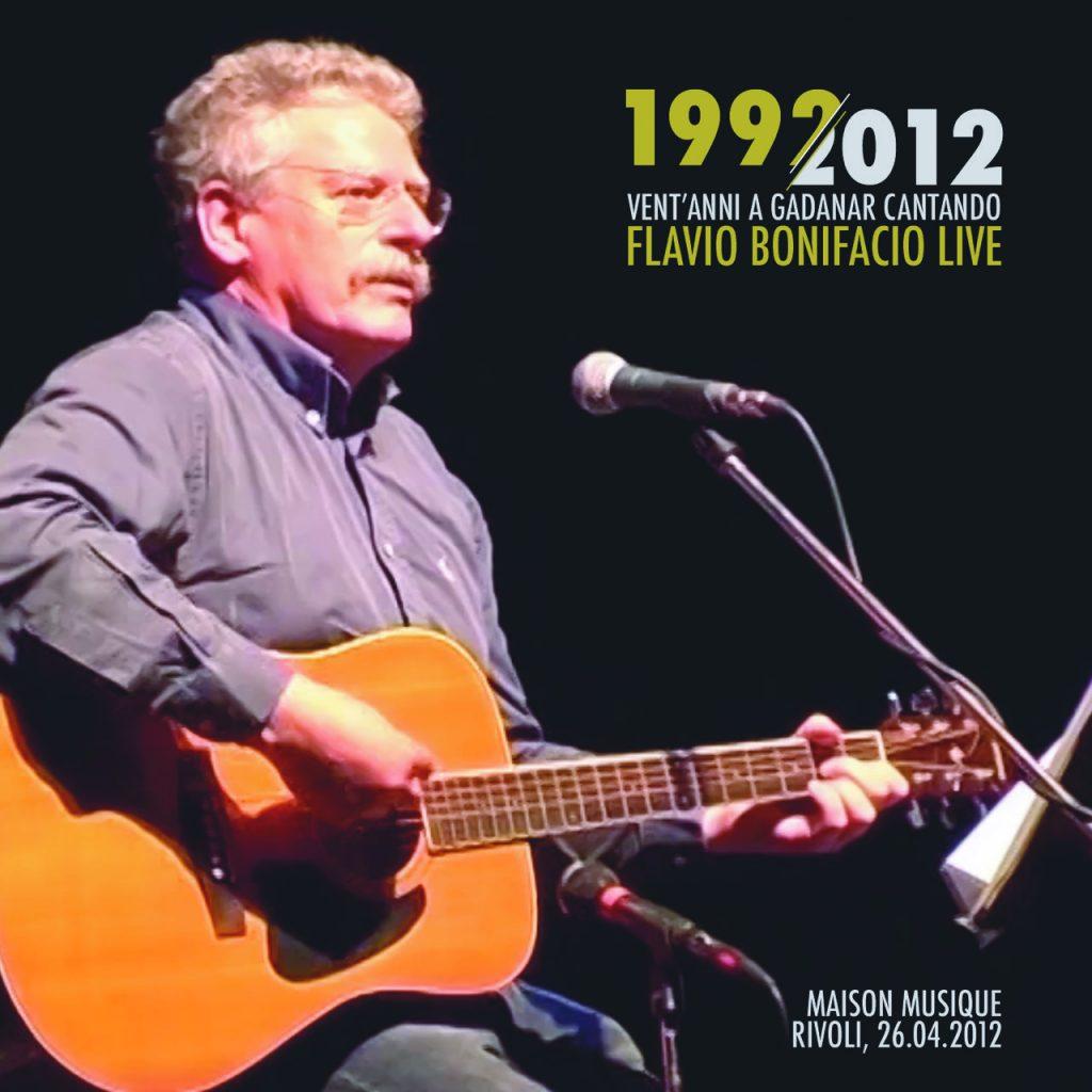 cover dvd Flavio Bonifacio